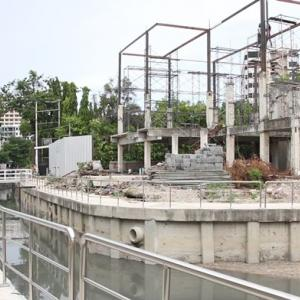 Demolition order issued for illegal S. Pattaya bridge