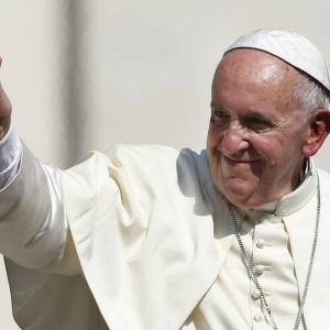 Pope scheduled to visit Thailand this November