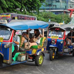 Thailand's taxi and tuk tuk scams and annoyances