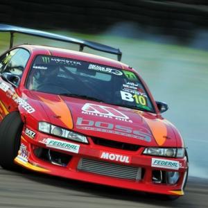 Car-drifting competition hits Pattaya Aug. 9-11