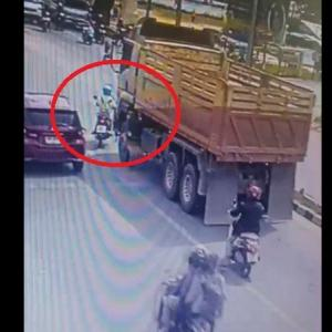 Truck driver charged as woman crushed under wheels in Wichit