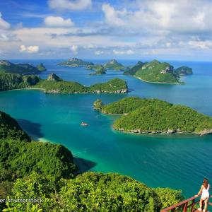 Thailand's Ang Thong National Marine Park, the 'new' Maya Bay