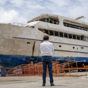 New Phoenix owner aims to restore wreck, return it to the sea