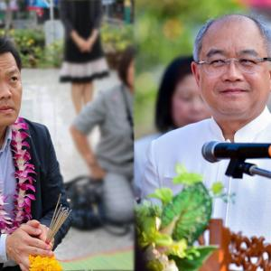 Phuket Governor and Vice Governor deny million baht bribe accusation