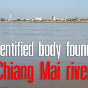Unidentified body found on Chiang Mai river