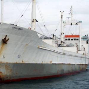 Thai Navy seize IUU boat off Phuket