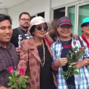 Criminal Court acquits six pro-election activists