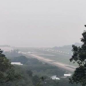 Smoke-laced smog envelops Phuket