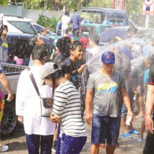 Songkran 2017 Is Coming; Please Stay Safe