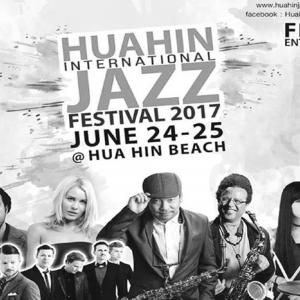 Hua Hin International Jazz Festival Rides the Waves Again