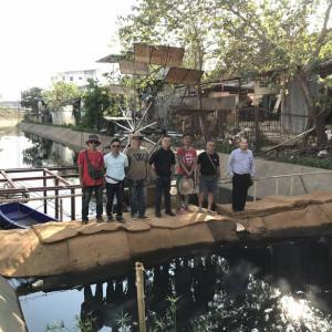Mae Kha Canal Dredged To Help Reduce Flooding