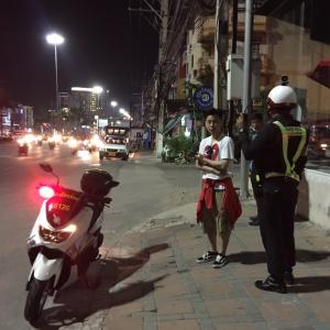 Tokyo business man just ten minutes into first trip to Pattaya - now50,000 baht lighter