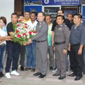 New Patong Police Chief welcomed by entertainment operators