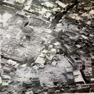 Islamic State blows up historic Mosul mosque where it declared 'caliphate' - Iraqi military