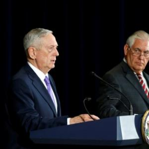In high-level talks, U.S. asks China to do more to rein in North Korea
