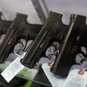 Bill proposes letting U.S. lawmakers carry guns anywhere except Capitol