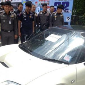 12 arrested in second 'fake licence plates' police operation