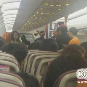 "Video: Passenger kicked off Thai Smile flight for saying ""bomb"""