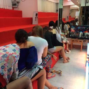 Phuket police raid massage parlors, find 5 illegal workers, no evidence of prostitution