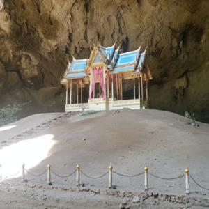 Explore the Phraya Nakhorn Cave in the Most Adventurous Journey in Hua Hin