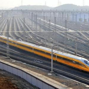 China to speed up bullet trains in September - state media