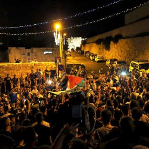 Israel removes all security apparatus from holy site after unrest