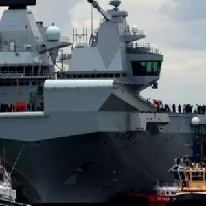 Britain plans to send warship to South China Sea in move likely to irk Beijing