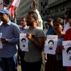 Pakistan abducts own citizens, muzzles rights watchdog - U.N.