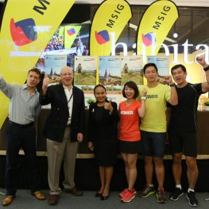 Challenging trail running event in Doi Inthanon park supports hilltribe projects