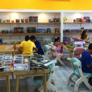 Everything is awesome! Lego cafe opens in Chiang Mai