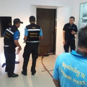 Elevator counterweight kills Phuket hotel worker