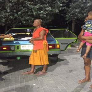 """""""Sin City"""" not just for the tourists - Pattaya monk defrocked!"""