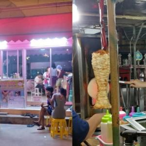 Kebab Wars - two well known Pattaya shops end up at the police station in dispute