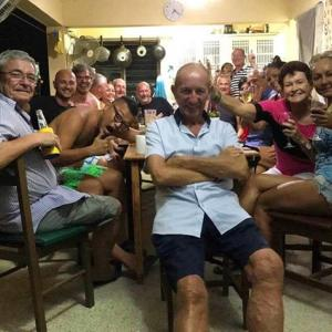 Koh Samui Hill Walks: Desmond Gillet – 75th Birthday