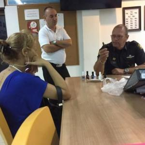 Canadian woman arrested for 'stealing' nail polish in Pattaya