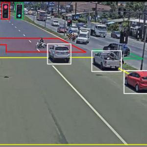Phuket's 'intelligent' traffic cameras too efficient for printing tickets