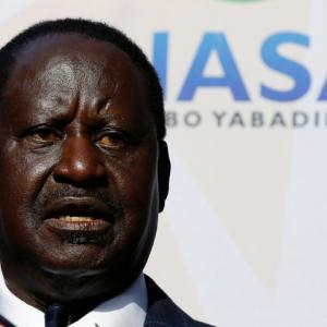 Kenyan opposition leader will go to Supreme Court over disputed election