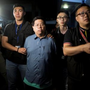 Hong Kong democrat charged with 'misleading' police over abduction claim