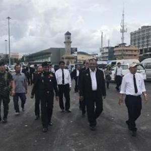 Top government aide in town to see how Pattaya's image is progressing