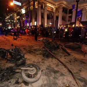 Deep Scars Remain Two Years After Bangkok Shrine Bombing