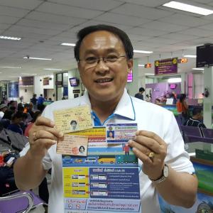 DLT to issue driver's licenses on Smart Card in Chiang Mai next month