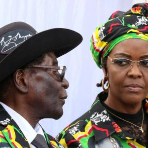 South Africa has granted Grace Mugabe diplomatic immunity: source