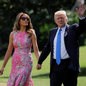 Trump, first lady will not attend Kennedy Center Honors: White House