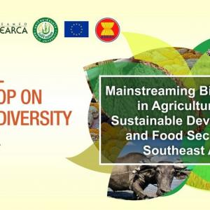 MJU to Host ASEAN Workshop on Mainstreaming Biodiversity in Agriculture