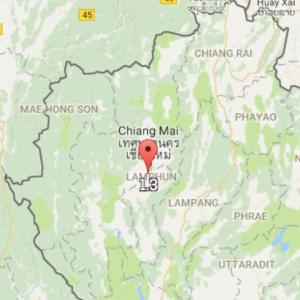 Another mild quake hits in Lamphun