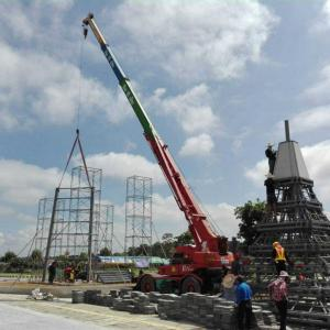 Replica Funeral Pyre to be Built in Chiang Mai