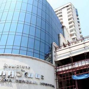 Hospital stops free heart treatment