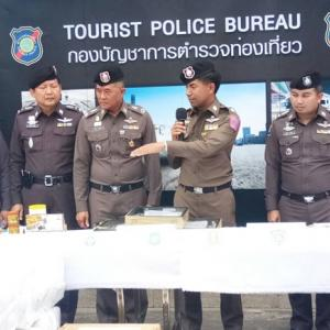 Phuket police seize over B10mn worth of overpriced items in zero-dollar raids