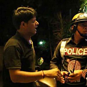 Indian tourist loses B5,000 to snatcher in Pattaya