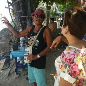 Tourists really don't mind about Pattaya's filthy beaches, claims vendors' rep